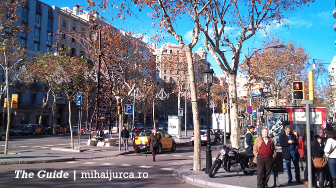 barcelona-strada