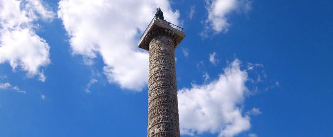 coloana-roma