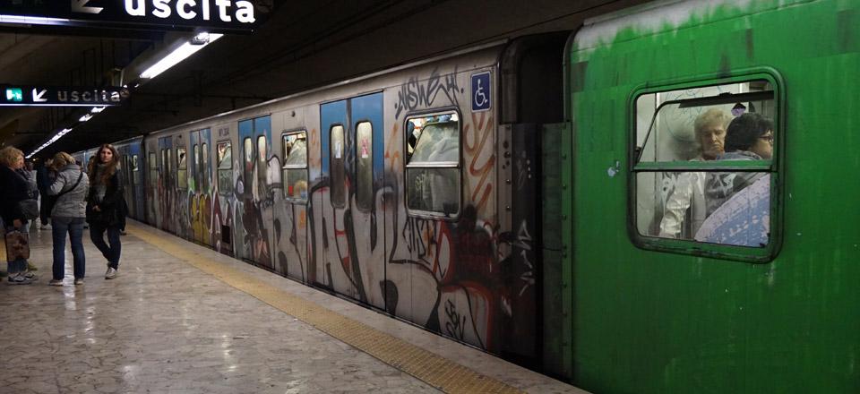 metrou-roma