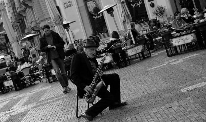 saxofon-praga