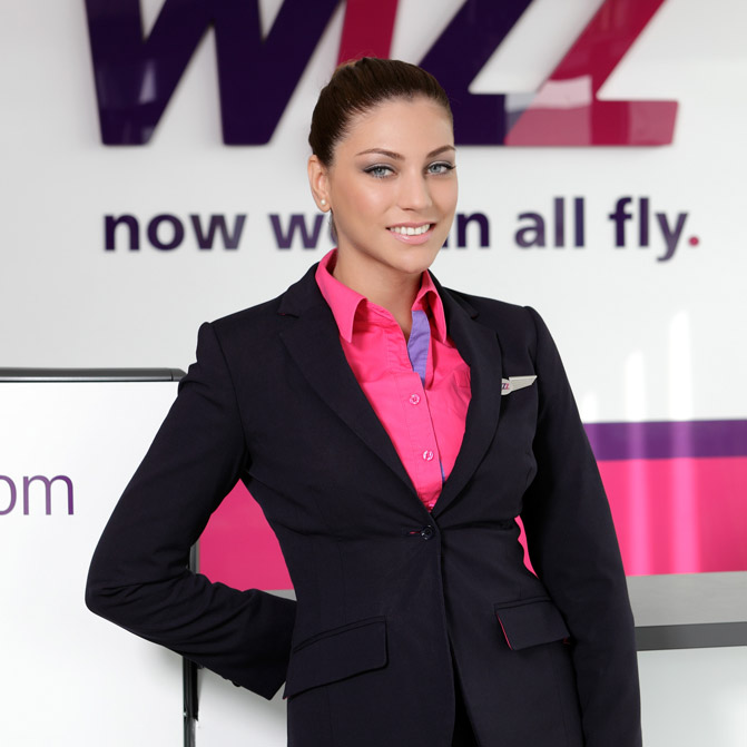 stewardesa-wizz-air