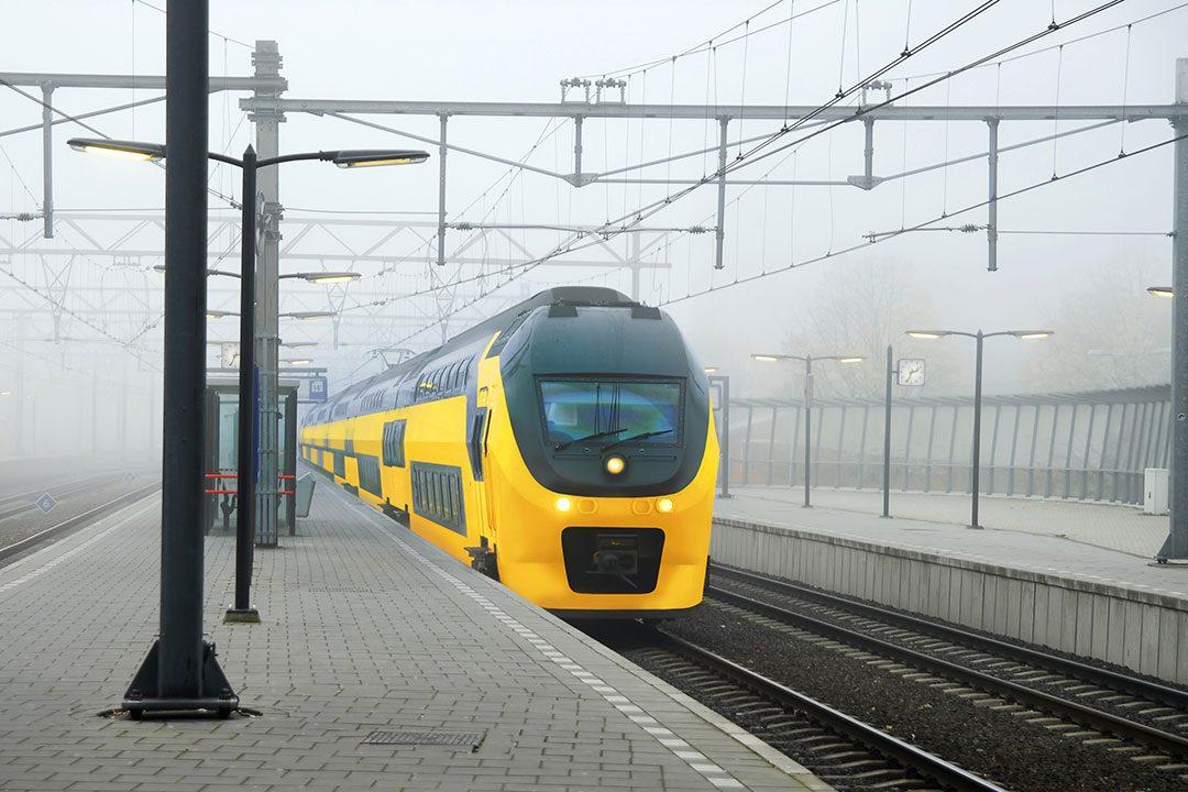 tren-galben