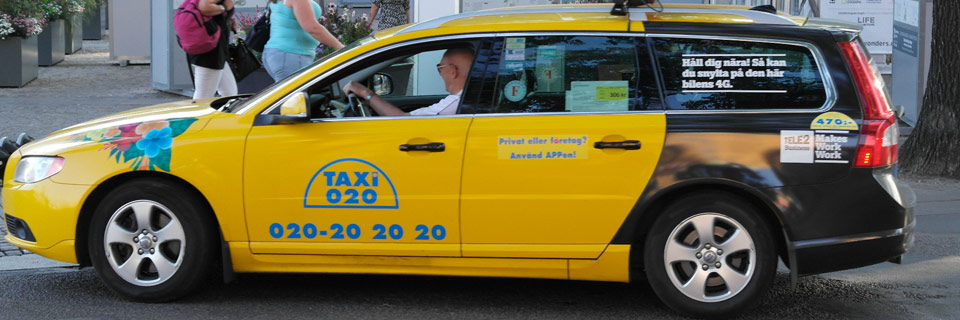taxi-stockholm